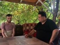 Milletvekili Kaya'dan Gazi Ramazan Coşkun'a Ziyaret
