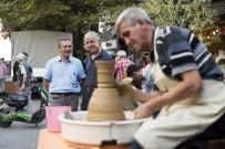 AHMET ATAÇ - Osman Usta'dan Torna Gösterisi