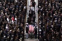 KANSER HASTALIĞI - Senatör Mccain'in Cenaze Töreni Düzenlendi
