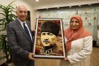 SAUNA - Şentepeli Kadınlar, Başkan Yaşar'a Teşekkür Etti