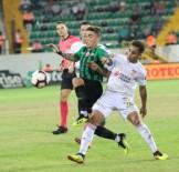 OSMANPAŞA - Spor Toto Süper Lig Açıklaması Akhisarspor Açıklaması 1 - Demir Grup Sivasspor Açıklaması 1 (Maç Sonucu)