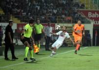 YAŞAR KEMAL - Spor Toto Süper Lig Açıklaması Aytemiz Alanyaspor Açıklaması 0 - Göztepe Açıklaması 0 (İlk Yarı)
