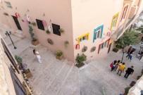 Tarihi Sokaklardaki Restorasyon Göz Kamaştırıyor