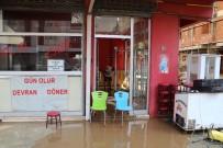 Trabzon'da Selin Ardından Temizleme Çalışmaları Başladı