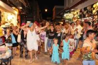 DAVUL ZURNA - Turistler, Bodrum'da Gördükleri Manzara Karşısında Şok Oldu