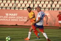EMRE AŞIK - Türk Futbolunun Yıldızları Çanakkale'de