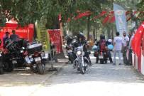 Türkiye'nin Her Yerinden Motorcular Edirne'de Buluştu