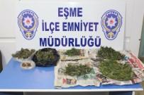 Uşak'ta Uyuşturucu Operasyonu Açıklaması 7 Kişi Gözaltında