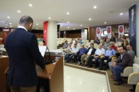 ÖZLÜK HAKLARI - Veteriner Hekimlerin Genel Kurul Heyecanı Başladı
