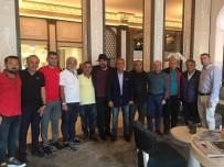 KULÜPLER BİRLİĞİ - 2. Ve 3. Lig Kulüpler Birliği Stockholm'de Toplandı