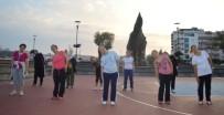 EGZERSİZ - AK Kadınlardan Spor Etkinliği