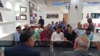 MEHMET DURUKAN - Ak Parti Kayseri Milletvekili Tamer Develi'yi Ziyaret Etti