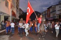KıNA GECESI - Akseki Günleri Kültür Ve Turizm Festivali Yapıldı