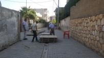 Ara Sokaklardaki Parke Döşeme İşleri Devam Ediyor