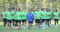 RıZA ÇALıMBAY - Atiker Konyaspor Fenerbahçe Maçı Hazırlıklarına Devam Etti