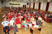 TRAFİK EĞİTİMİ - Aydın'da Öğretmenlere Trafik Eğitimi Verildi