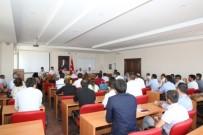Başkan Bedirhanoğlu Okul Müdürleri İle Bir Araya Geldi