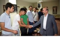 AHMET KELEŞOĞLU - Başkan Pekyatırmacı Açıklaması 'Milletimiz Yönetimde Söz Sahibi Oldu'