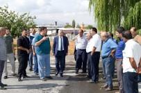 Başkan Polat Nakliyatçı Esnafı İle Bir Araya Geldi