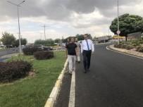 KÖPRÜLÜ - Belediye Başkanı Seçen, Peyzaj Ve Yol Çalışmalarını Yerinde İnceledi