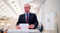 PETERSBURG - Birleşik Rusya Partisi Yine Farkla Kazandı