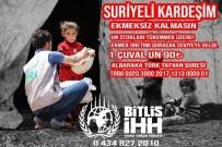İNŞAAT MALZEMESİ - Bitlis'teki STK'lar İdlib İçin Yardım Kampanyası Başlattı
