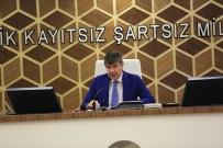 MENDERES TÜREL - Büyükşehir Belediyesi Meclisi Toplantısı
