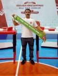 BİLEK GÜREŞİ - Çivrilli Milli Sporcu Bilek Güreşinde Türkiye Üçüncüsü Oldu