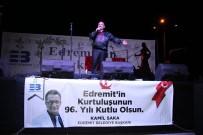 Edremit Türküleri Konseri Büyük İlgi Gördü