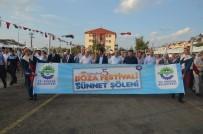 SÜNNET ŞÖLENİ - Ergene'de 5.Boza Festivali Ve Sünnet Şöleni Düzenlendi