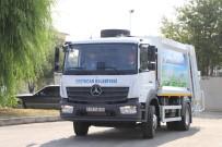 Erzincan Belediyesi Araç Filosunu Genişletiyor