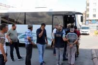 BELEDİYE ÇALIŞANI - FETÖ Üyelerinin Bağevinde Toplantı Yaparken Yakalanması