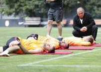FUTBOL TAKIMI - Galatasaray, Kasımpaşa Maçı Hazırlıklarını Sürdürdü