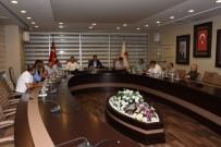 Gümüşhane Belediye Meclisinden Orhan Aydoğdu'ya Vefa