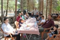 Halk Sağlığı Haftası Doğa Yürüyüşü İle Kutlandı