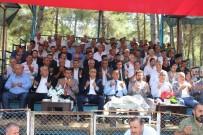 MAHMUT HERSANLıOĞLU - Hatay'da Başbuğ Türkeş Anısına Aba Güreşleri
