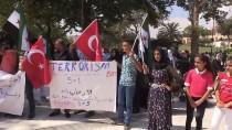 İdlib'e Hava Saldırısına Tepki