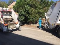 Isparta'daki Çöp Ev Temizlendi