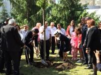 SABANCı ÜNIVERSITESI - Japonya Prensesi Ankara'da Ağaç Dikti