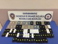 Kahramanmaraş'ta 91 Adet Kaçak Telefon Ele Geçirildi