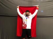 FATİH CENGİZ - Kayseri Şekersporlu Fatih Cengiz 77 Kiloda Dünya Şampiyonu Oldu