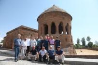 KÜLTÜR BAKANLıĞı - 'Külliyenin Yapılacak Olması Ahlat'ı Bölgede Ön Plana Çıkarmıştır'