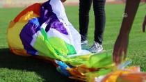 Mardin'de Belediyeden 'Yamaç Paraşütü' Eğitimi