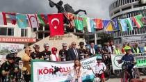 ATATÜRK ANITI - 'Marka Şehir Bolu Ve 6. Uluslararası Köroğlu Festivali'