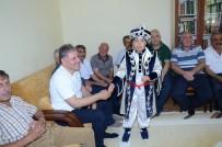 AHMET ÇAKıR - Milletvekili Çakır Kirve Oldu
