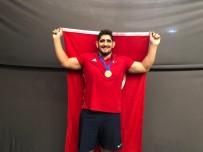 AVRUPA ŞAMPİYONU - Milli Güreşçi Osman Yıldırım Dünya Şampiyonu
