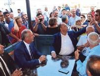 KURULUŞ YILDÖNÜMÜ - Muharrem İnce'ye İzmir'de şok tepki!