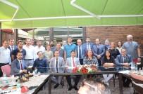 BASIN MENSUPLARI - Niyazi Erzi Sağlık-Sen Başkan Adaylığını Açıkladı