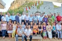 GENEL SANAT YÖNETMENİ - Olympos'ta Yeni Bir Ateş Açıklaması 'Mitoloji Ve Edebiyat'