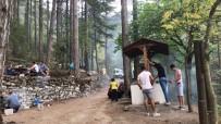 KAZDAĞLARI - (Özel) Piknikçiler Kazdağları'na Akın Etti
